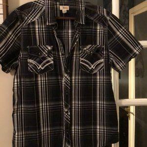 Men's Route 66 Shirt XL